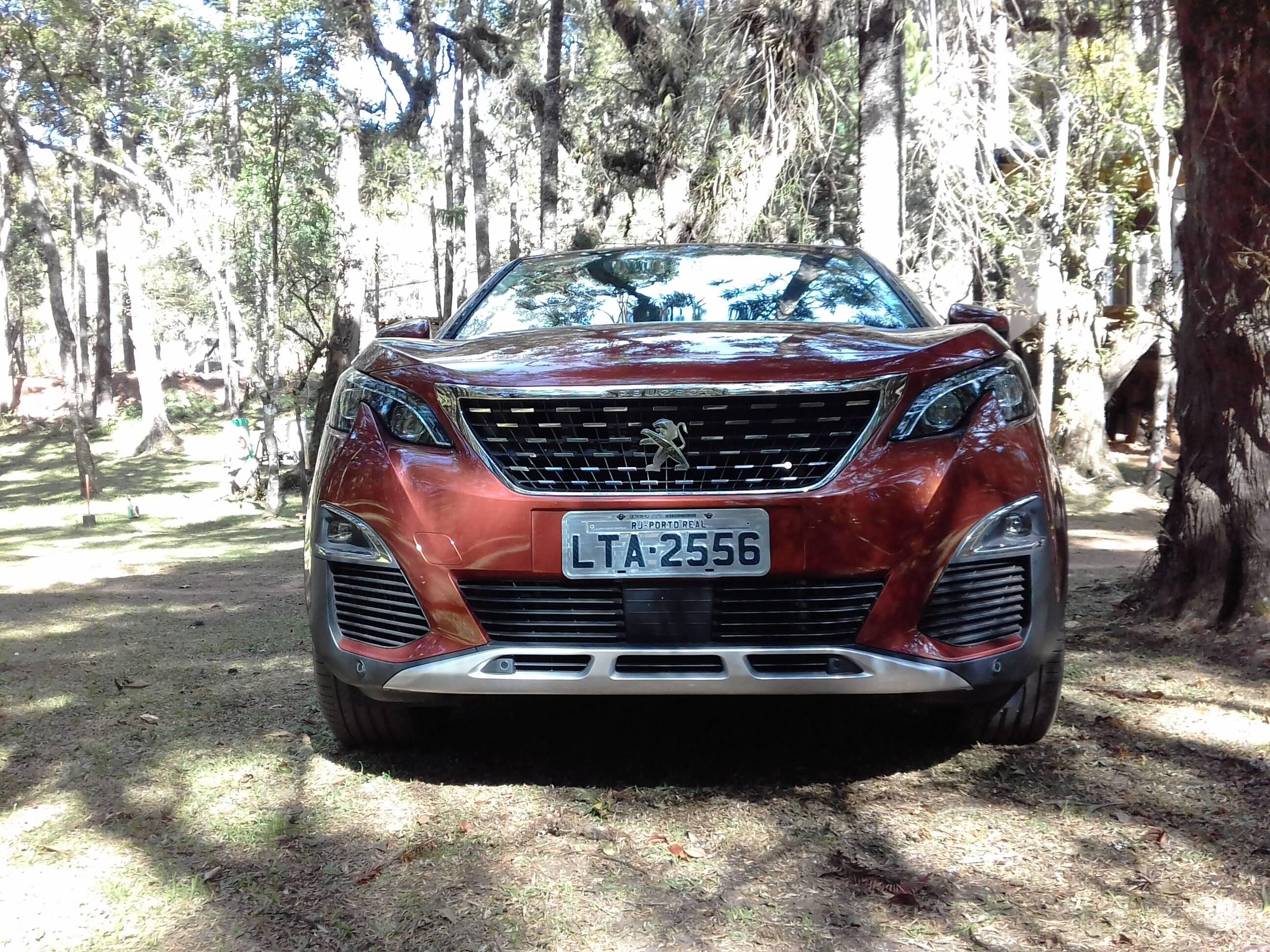 Peugeot 3008. Foto: Carlos Guimarães/iG