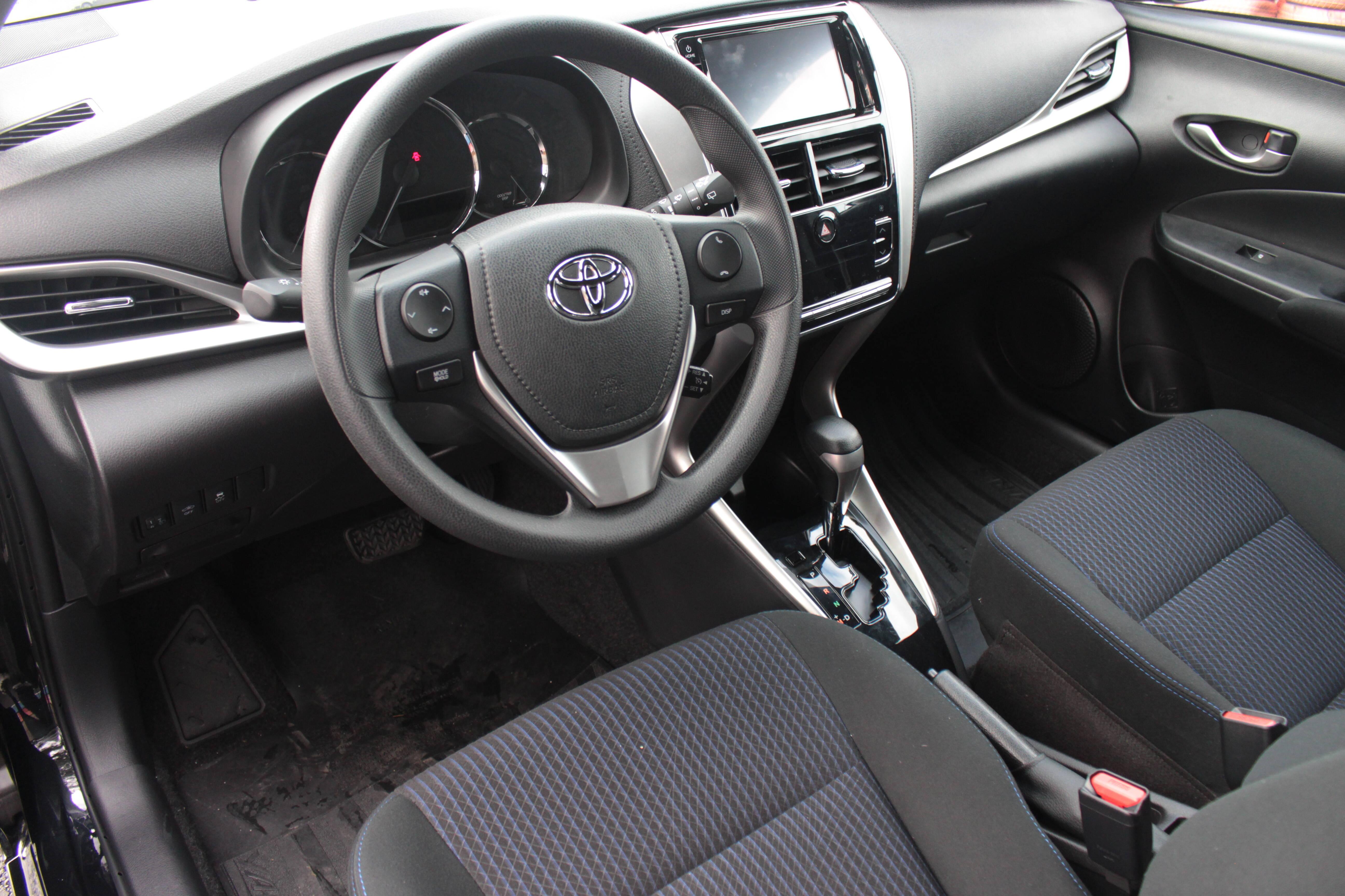 Toyota Yaris 1.3 CVT. Foto: Cauê Lira/iG Carros