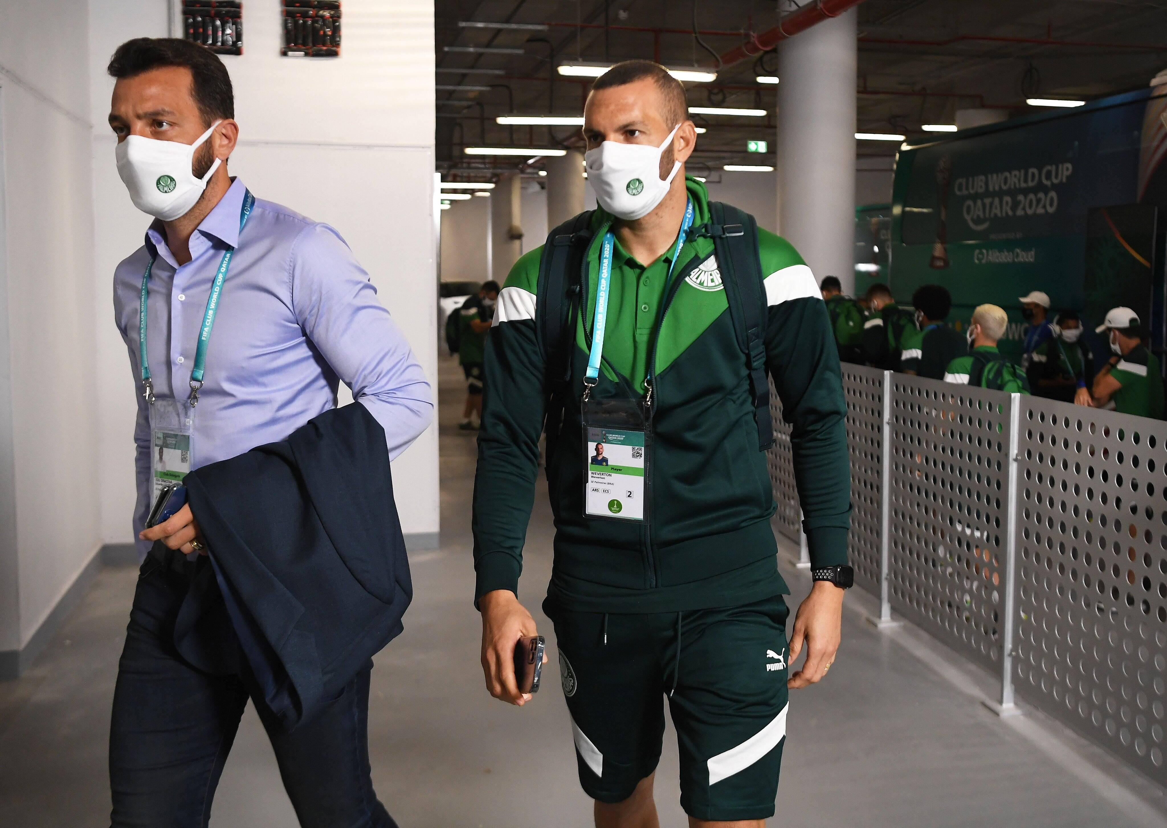 Foto: Palmeiras/Tigres/Fifa