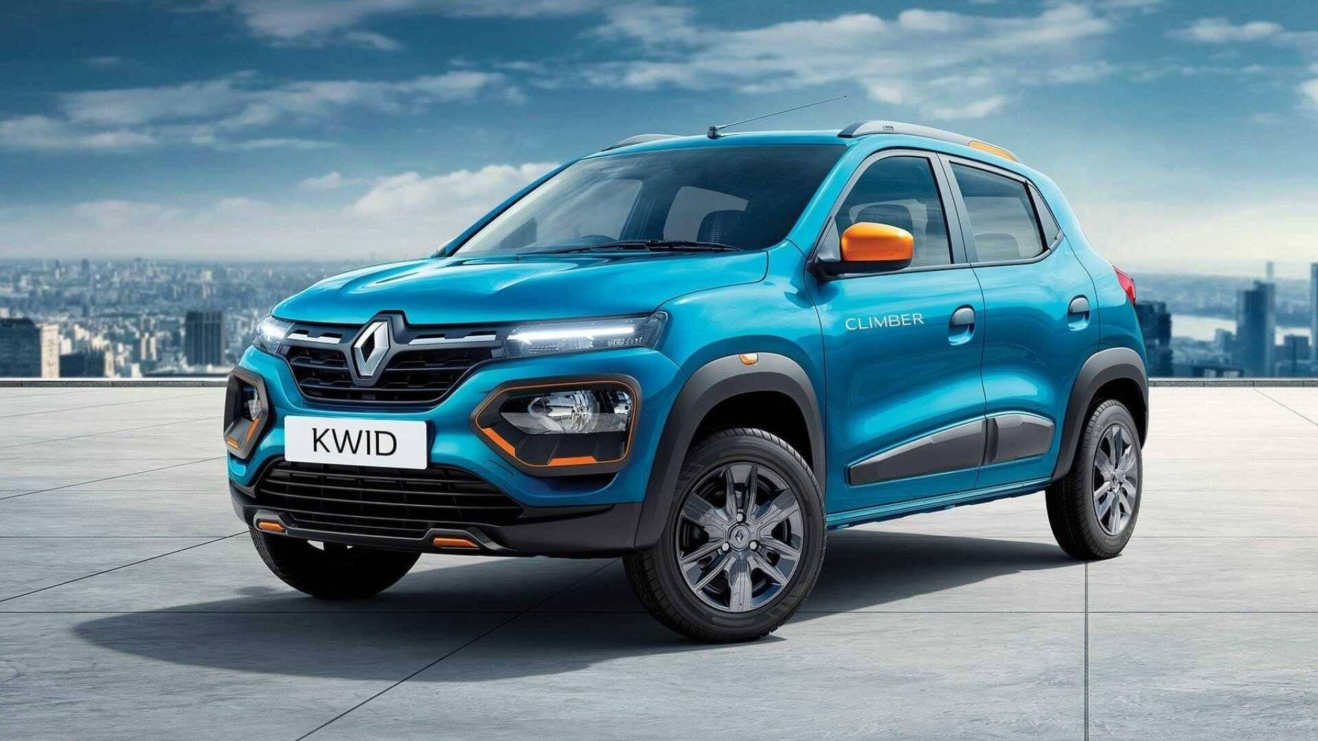 Novo Renault Kwid. Foto: Divulgação