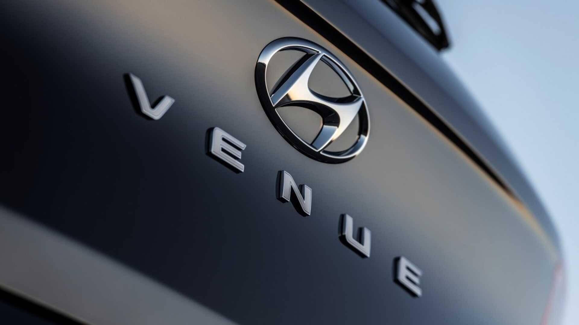 Hyundai Venue. Foto: Divulgação