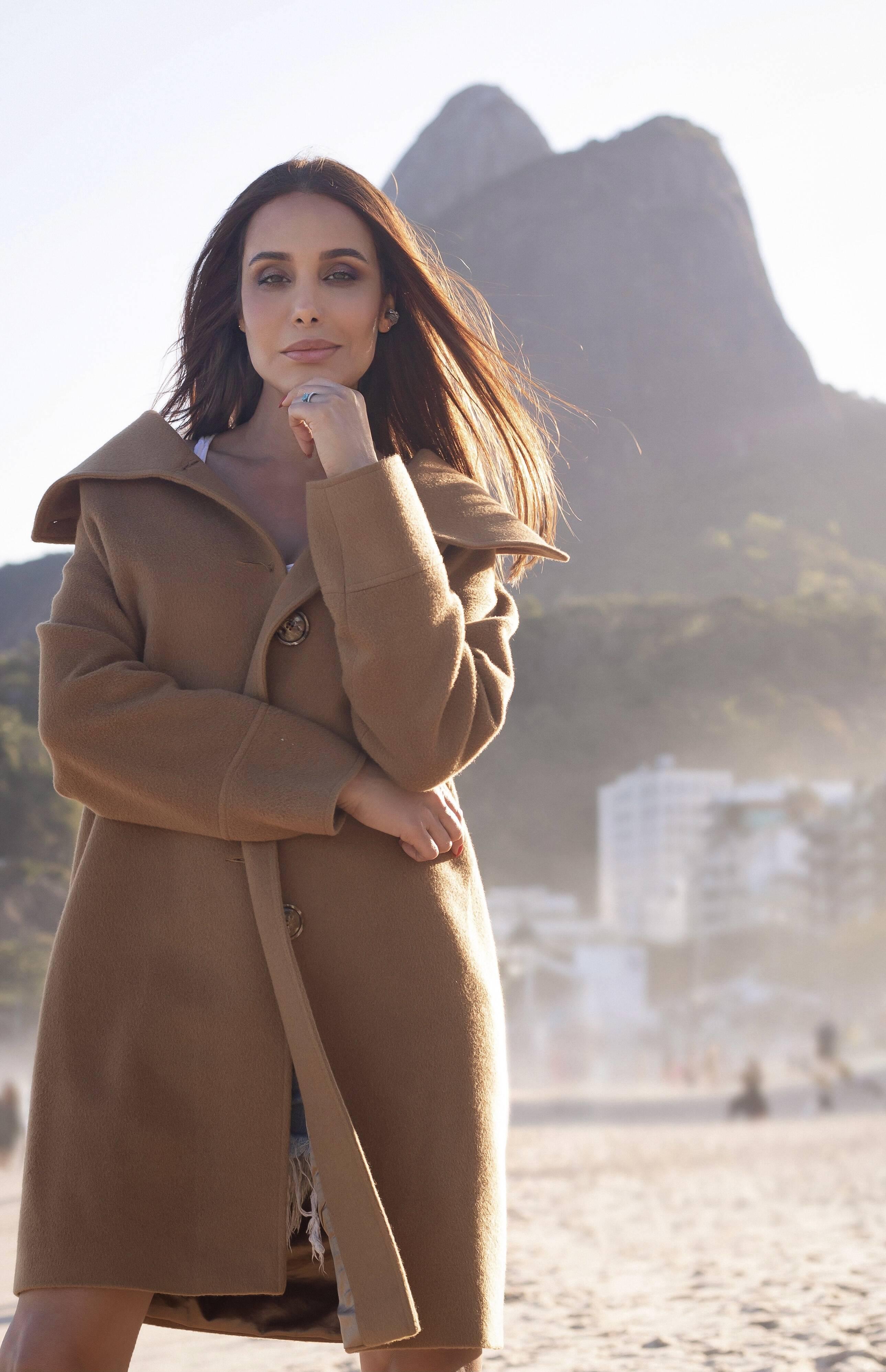 """Na pandemia, Carol Marra foi premiada no Festival de Cinema de Muriaé pelo curta-metragem """"Charlotte"""". Foto: Marco Antônio Bazan"""
