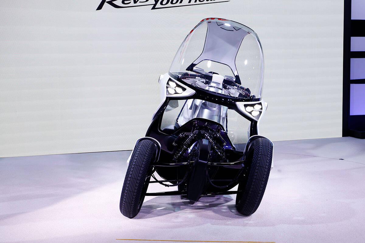 Yamaha MW-Vision . Foto: Divulgação