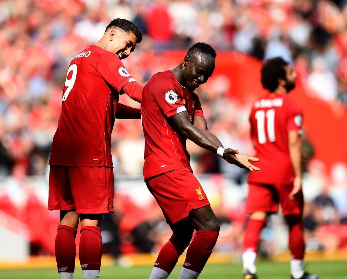 Foto: Twitter/Reprodução/Liverpool