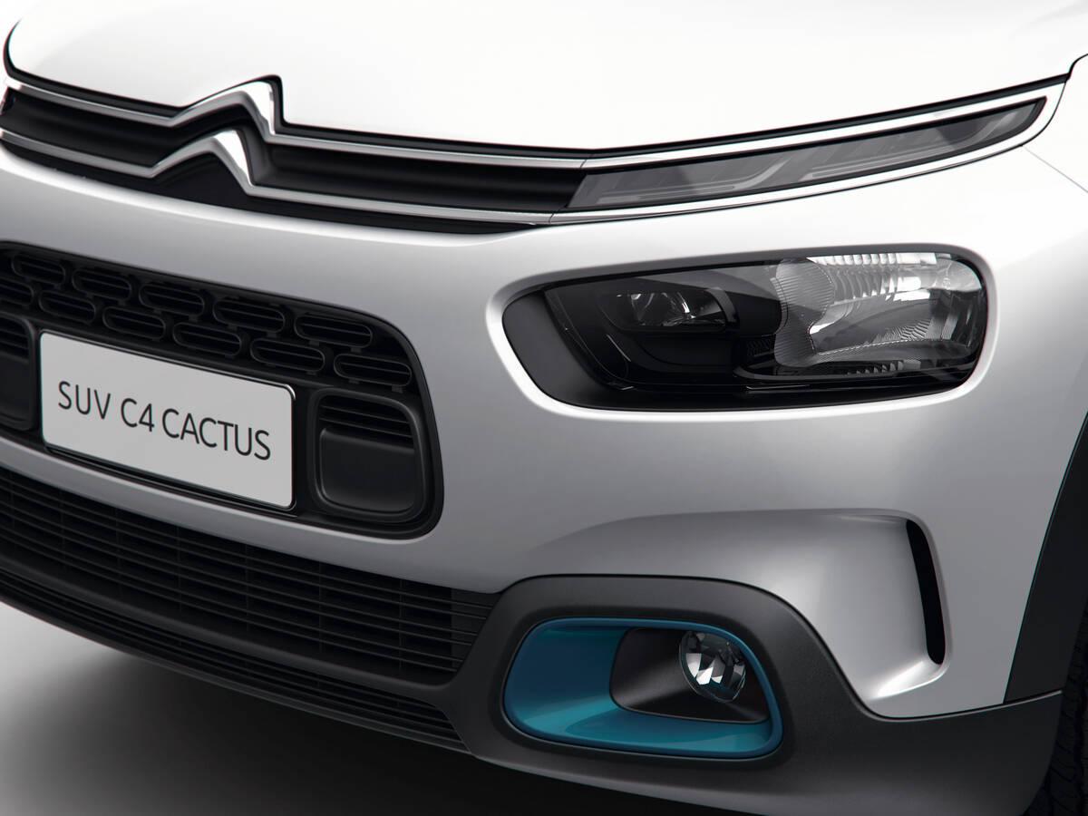 Citroën C4 Cactus Rip Curl. Foto: Divulgação