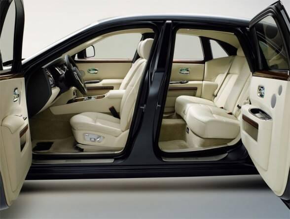 A customização do interior dos carros é outro grande diferencial da marca. Foto: Divulgação