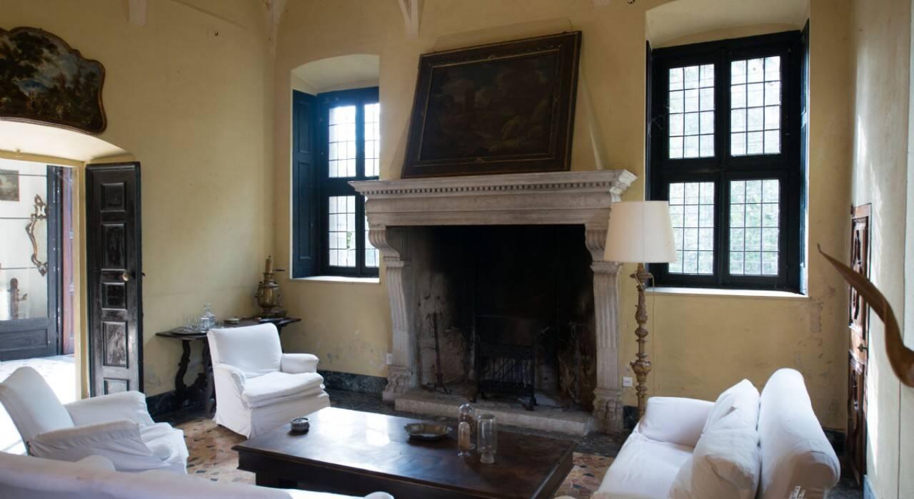 Na hora de escolher a casa para filmar o longa, o diretor Luca Guadagnino já tinha a mansão em mente e já quis até comprá-la. Foto: Reprodução/House & Loft