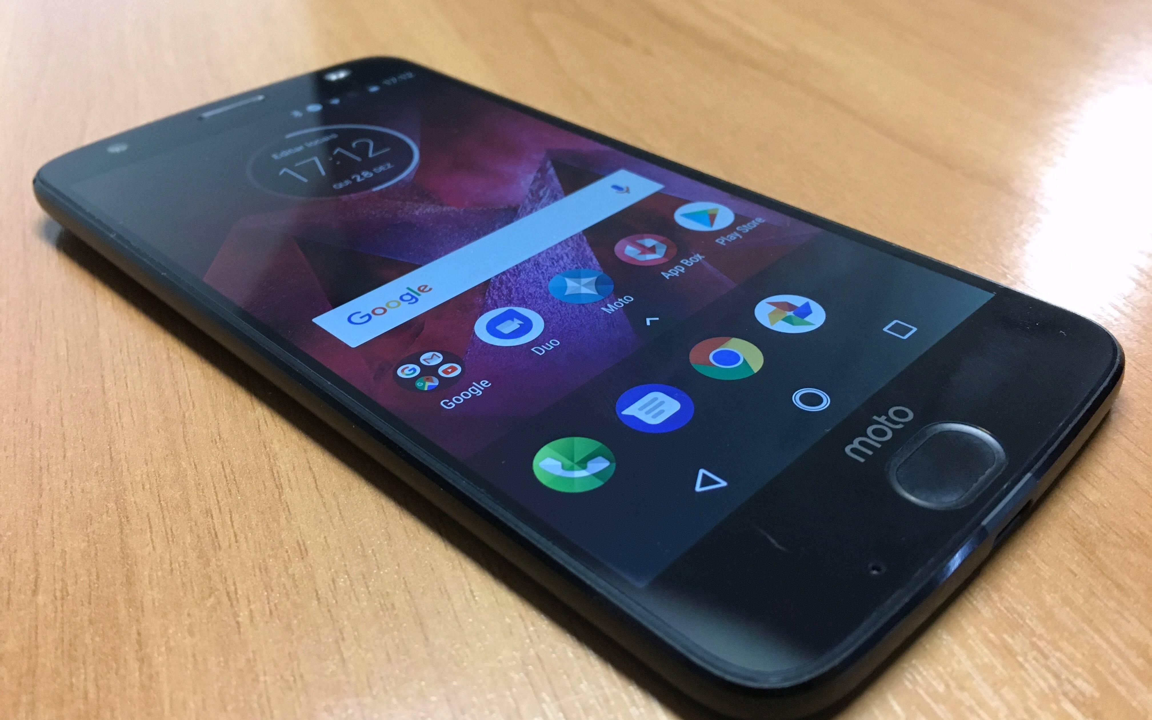 Moto Z2 Force tem preço sugerido de R$ 2.499 pela Motorola. Foto: Guilherme Parolim/Brasil Econômico