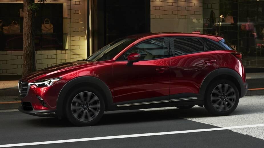 Mazda. Foto: Divulgação