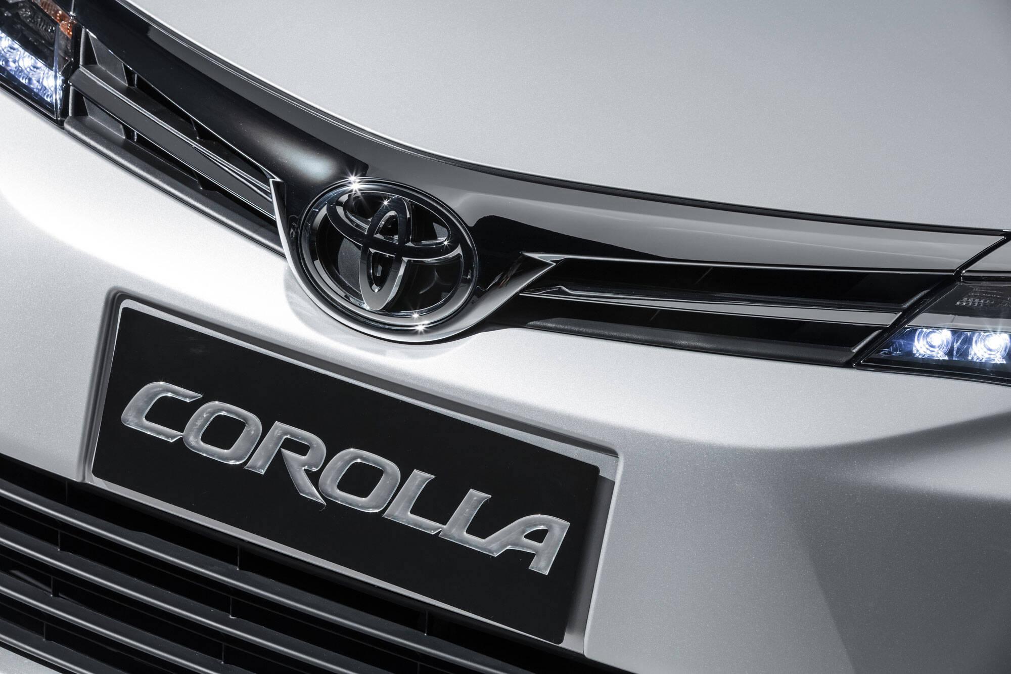 Toyota Corolla XEi. Foto: Divulgação/Toyota