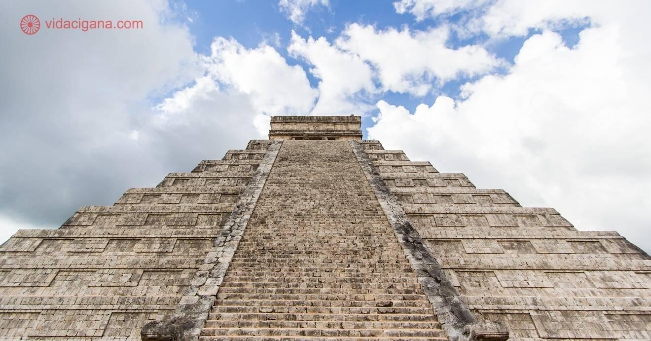 Ruínas Chichen Itza, no México. Foto: Vida Cigana