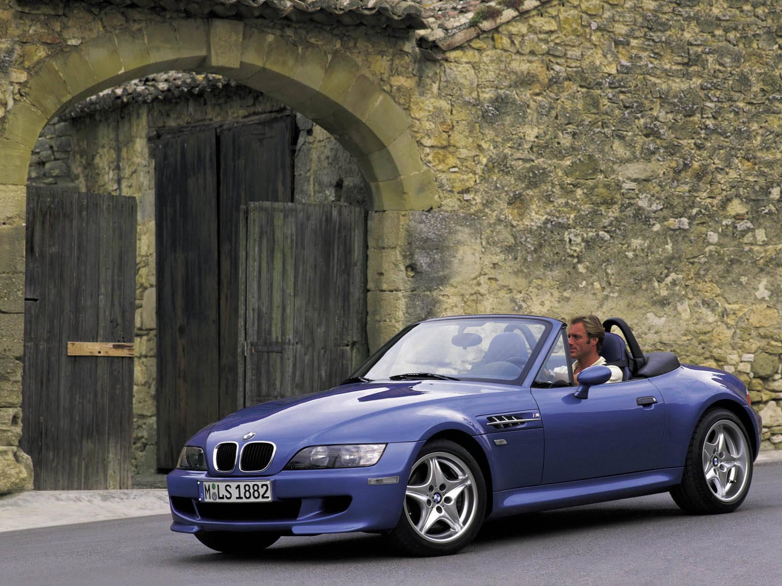 BMW Z3M. Foto: Divulgação
