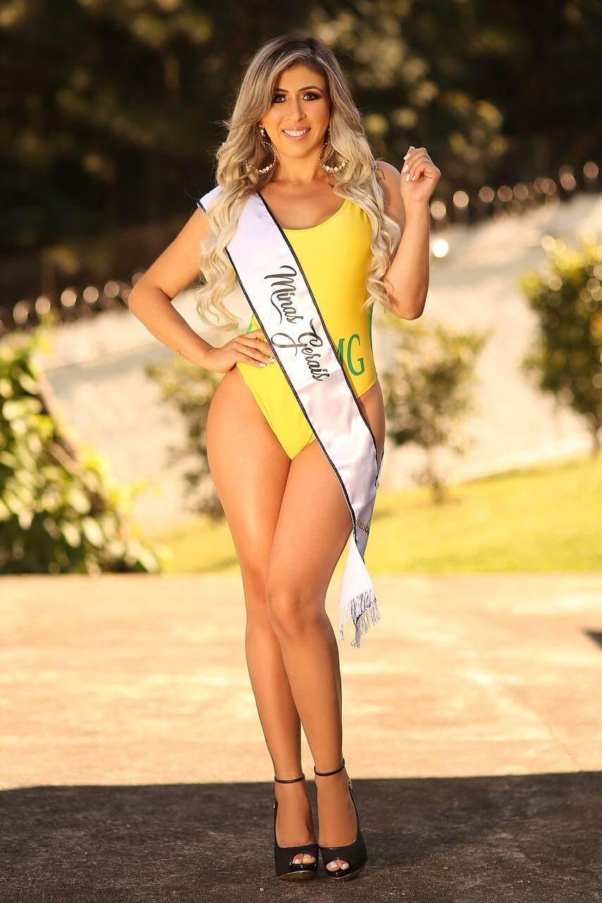 Cida Alves, 28 anos, 103cm de bumbum, Minas Gerais, Modelo, atriz e empresária. Foto:  PATRICK BRITO | MBB18