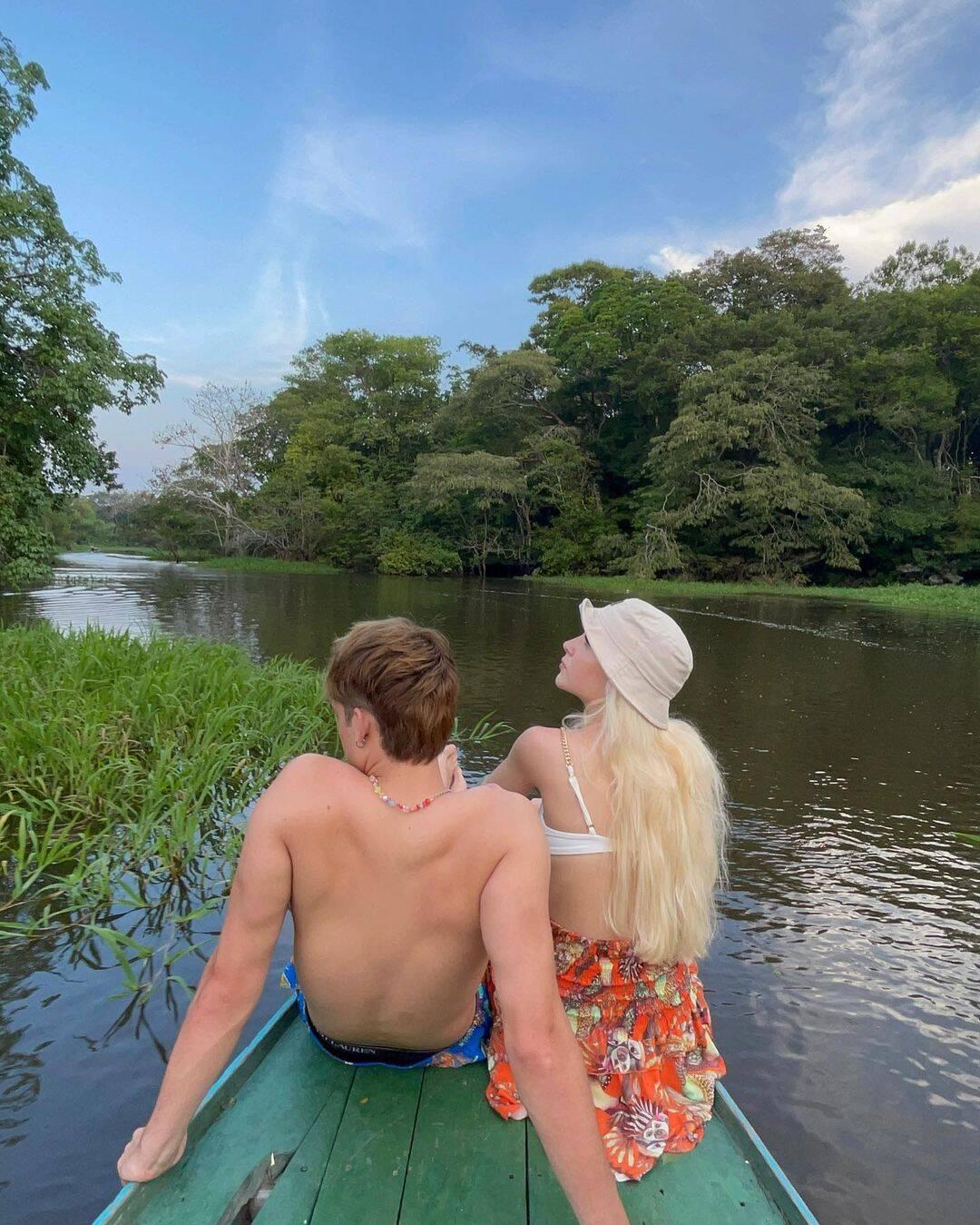 João Guilherme e Jade Picon terminam relacionamento. Foto: Instagram