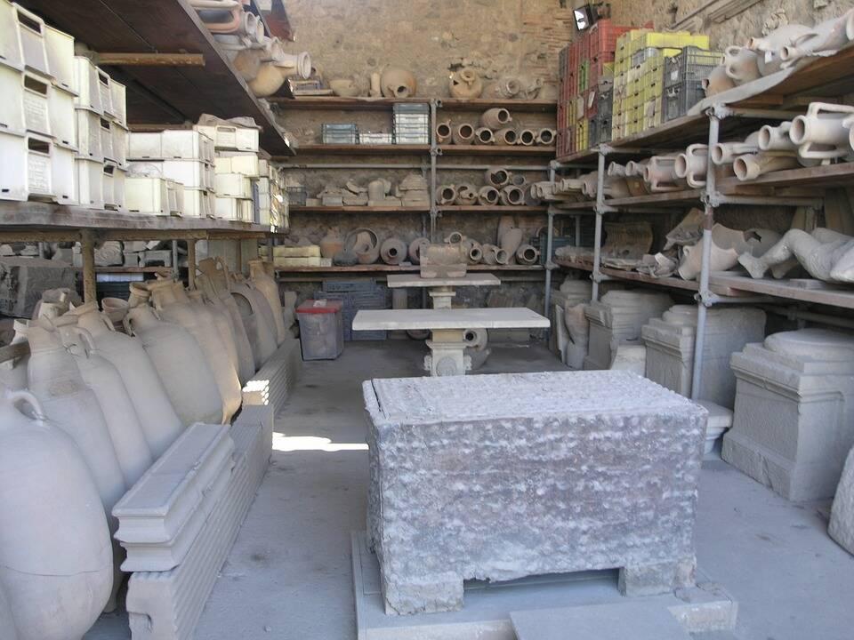 Forum Granary, o espaço costumava ser usado como mercado de frutas e vegetais. Foto: Pixabay