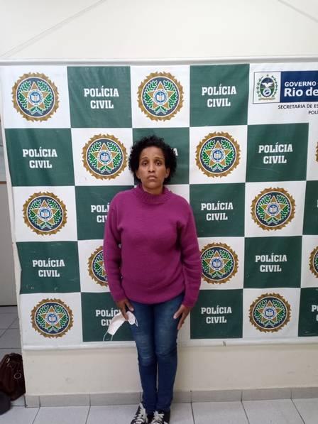 Juliana Mirandella é mãe da vítima. Foto: Divulgação