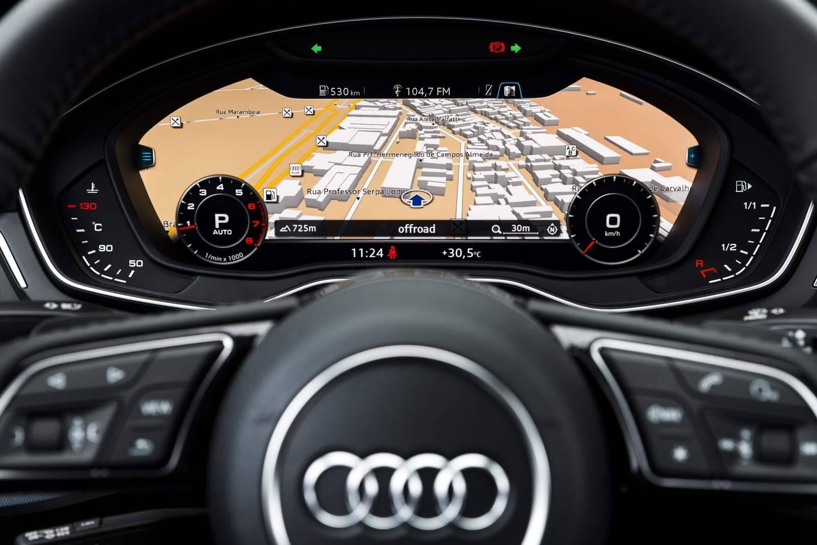 Audi A4 Avant x Mercedes C300 Estate. Foto: Divulgação