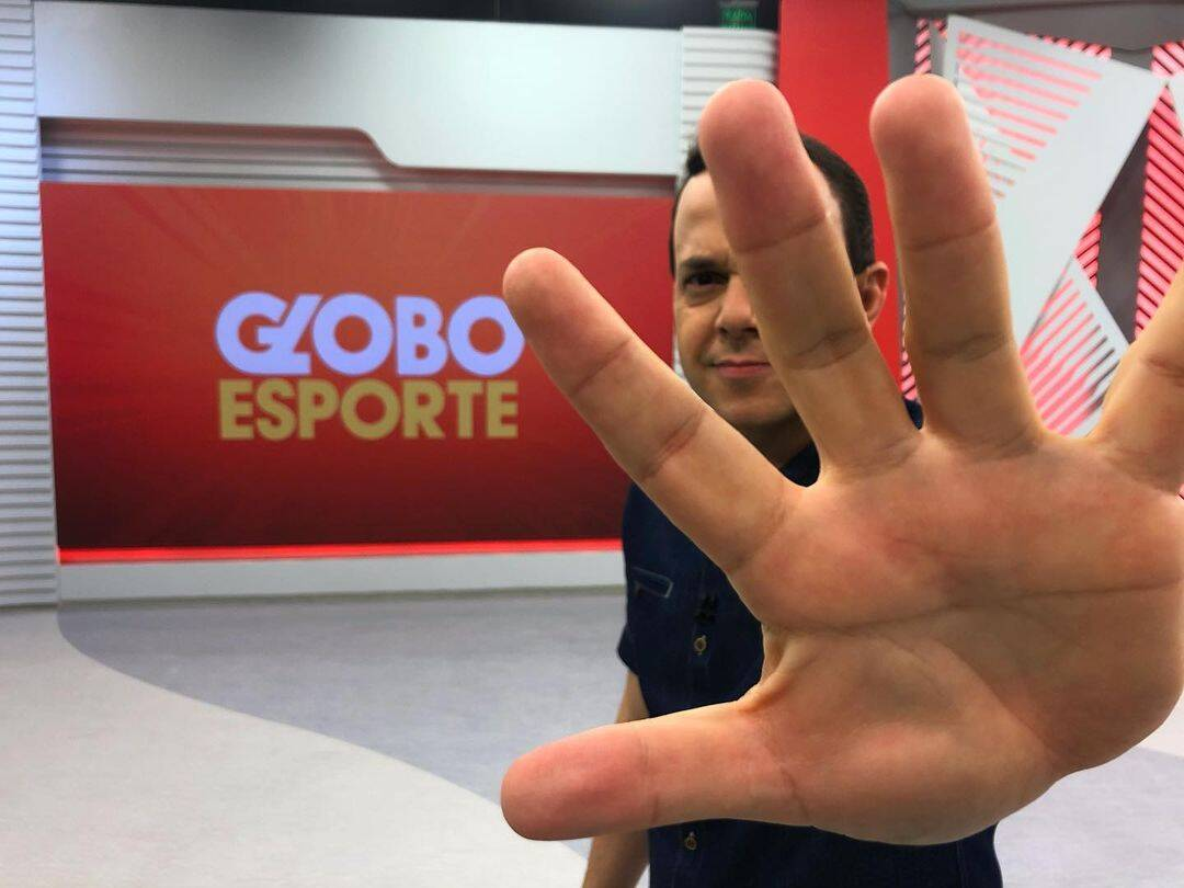 Tiago Medeiros. Foto: Instagram