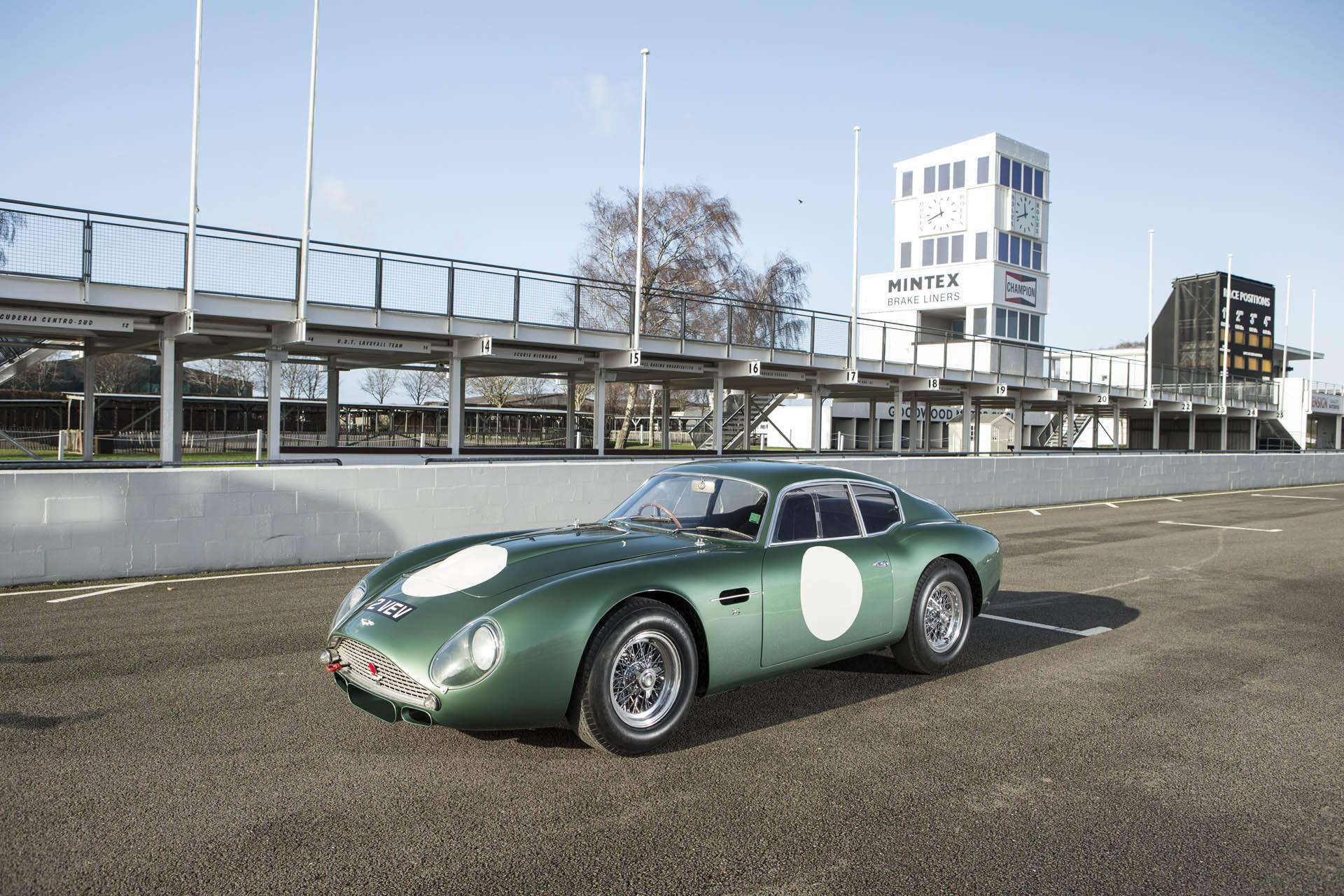 Aston Martin. Foto: Divulgação