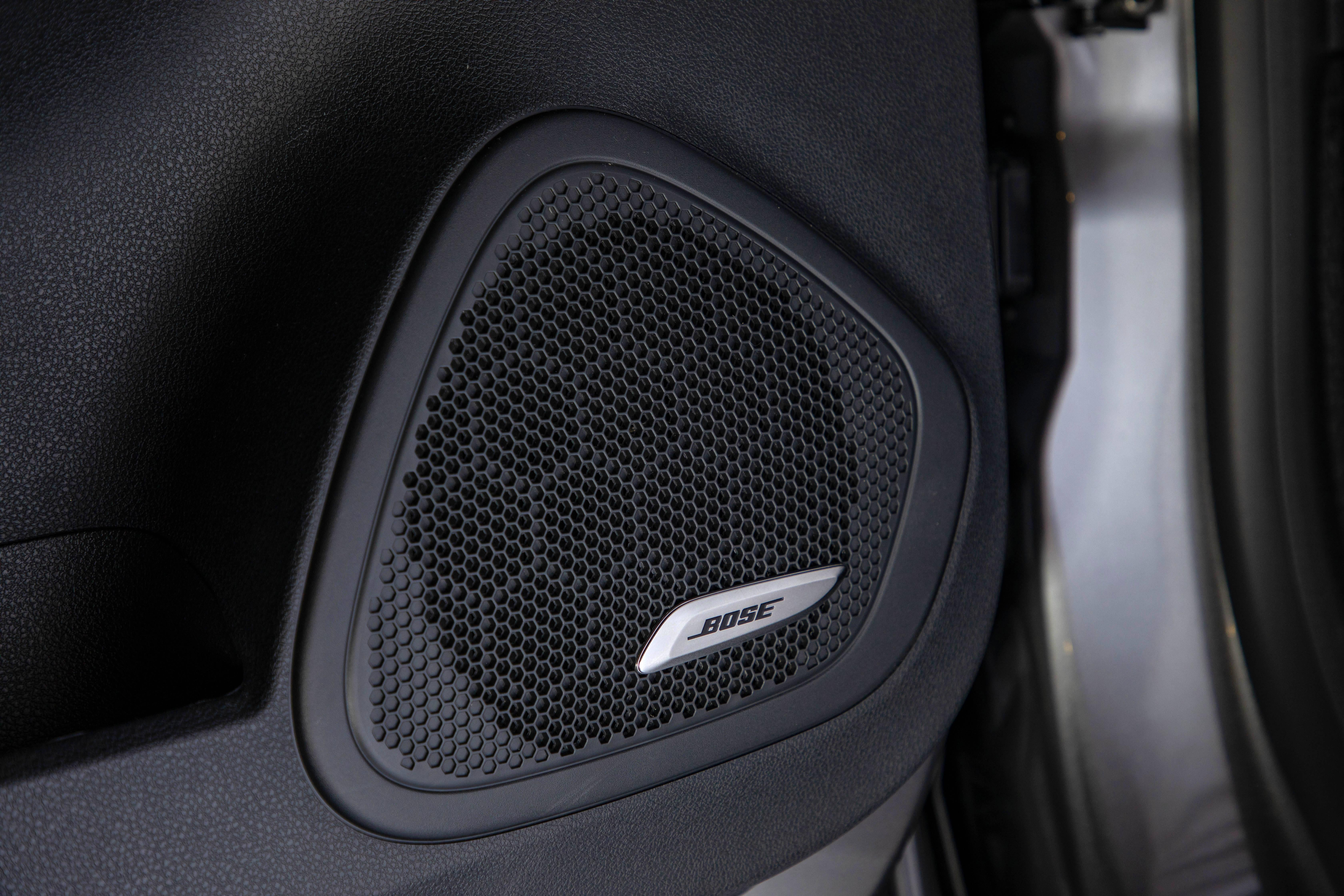 Renault Captur Bose. Foto: Divulgação