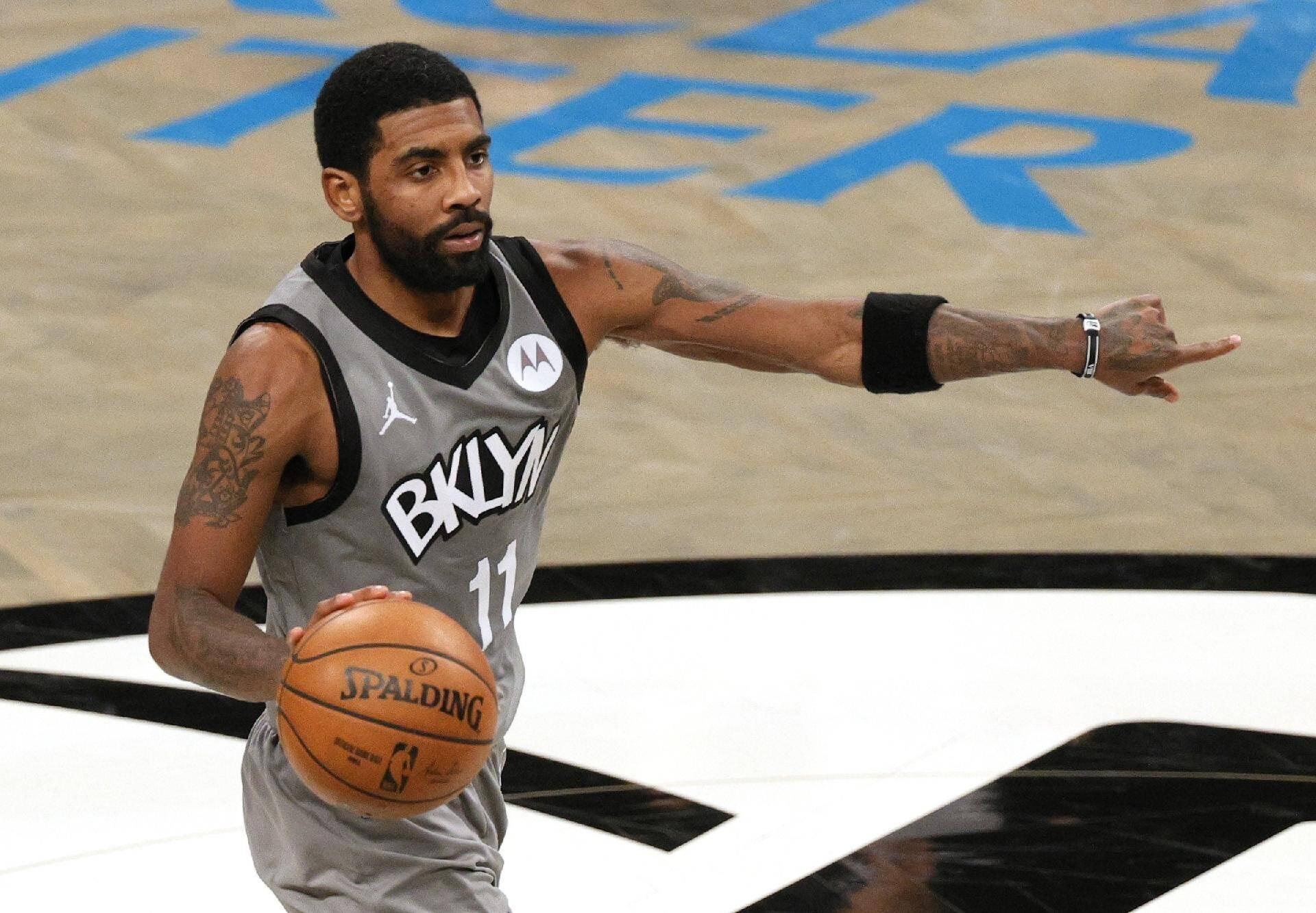 17 - Kyrie Irving (Brooklyn Nets/NBA). Foto: Instagram