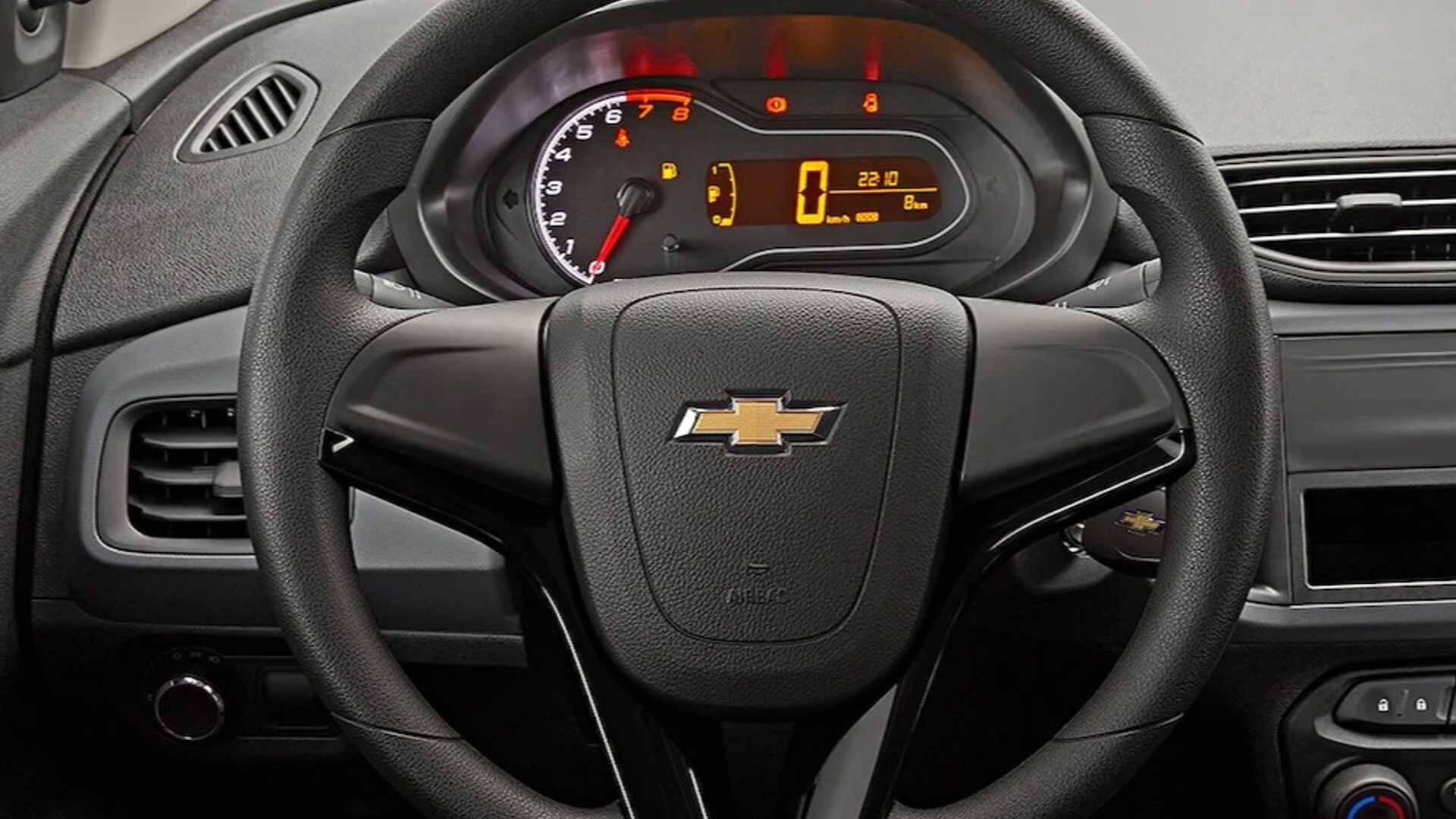 Chevrolet Joy Plus. Foto: Divulgação
