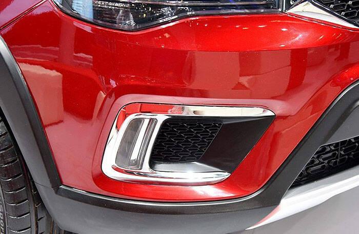 Chery Tiggo 3X. Foto: Reprodução/Chinamobil.ru