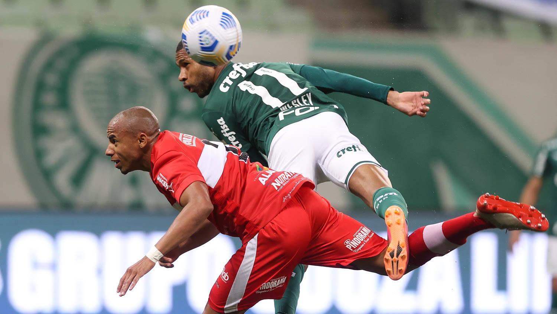 Palmeiras x CRB. Foto: Cesar Greco / Palmeiras