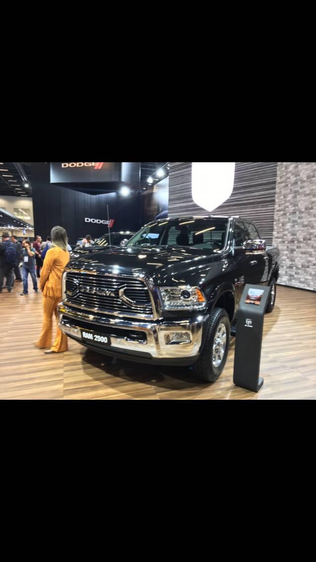 Jeep/STR/RAM Salão do Automóvel 2018. Foto: Guilherme Menezes