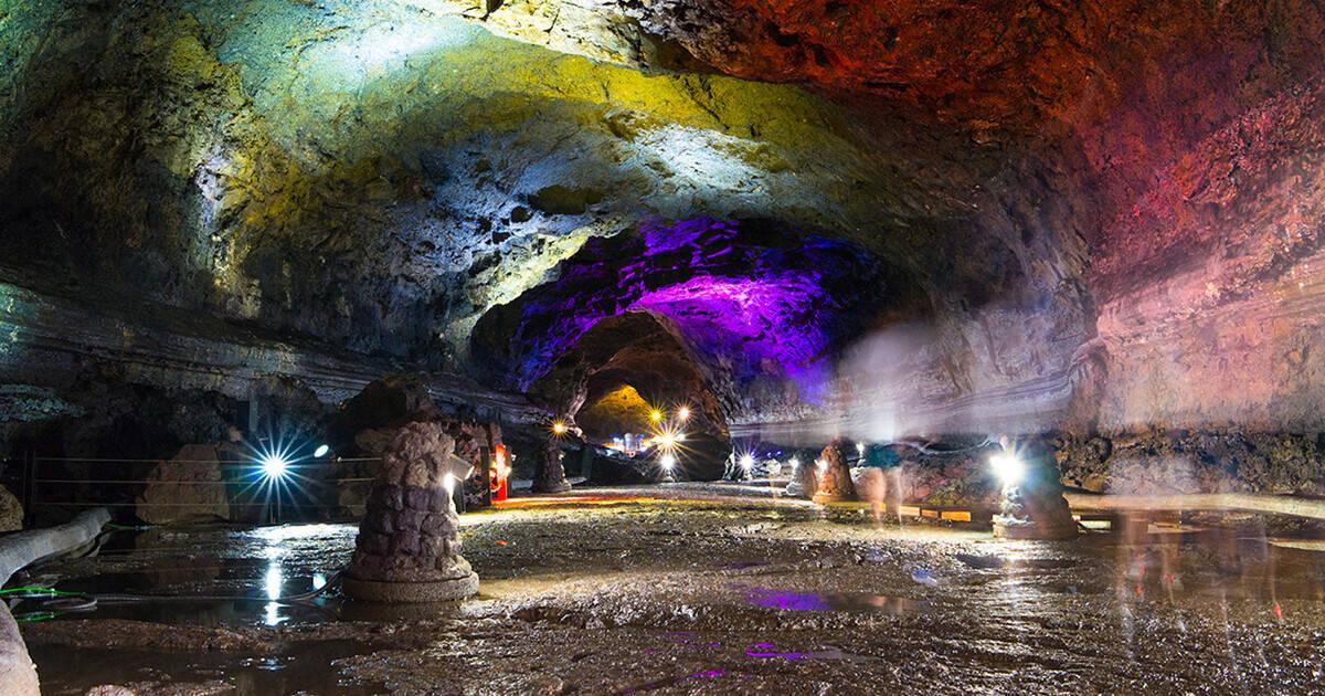 Caverna Manjanggul. Foto: Reprodução/Get Your Guide