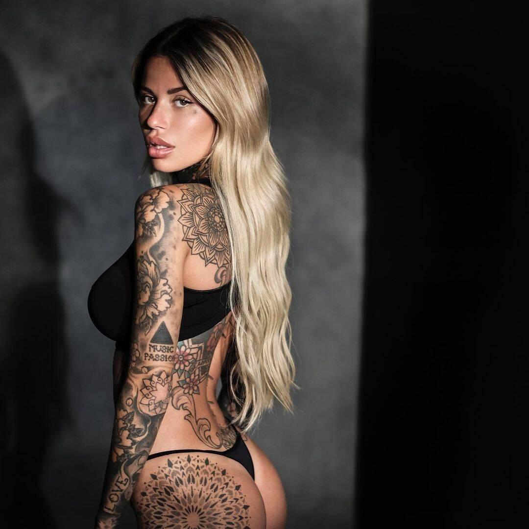 Zoe Cristofoli. Foto: Instagram
