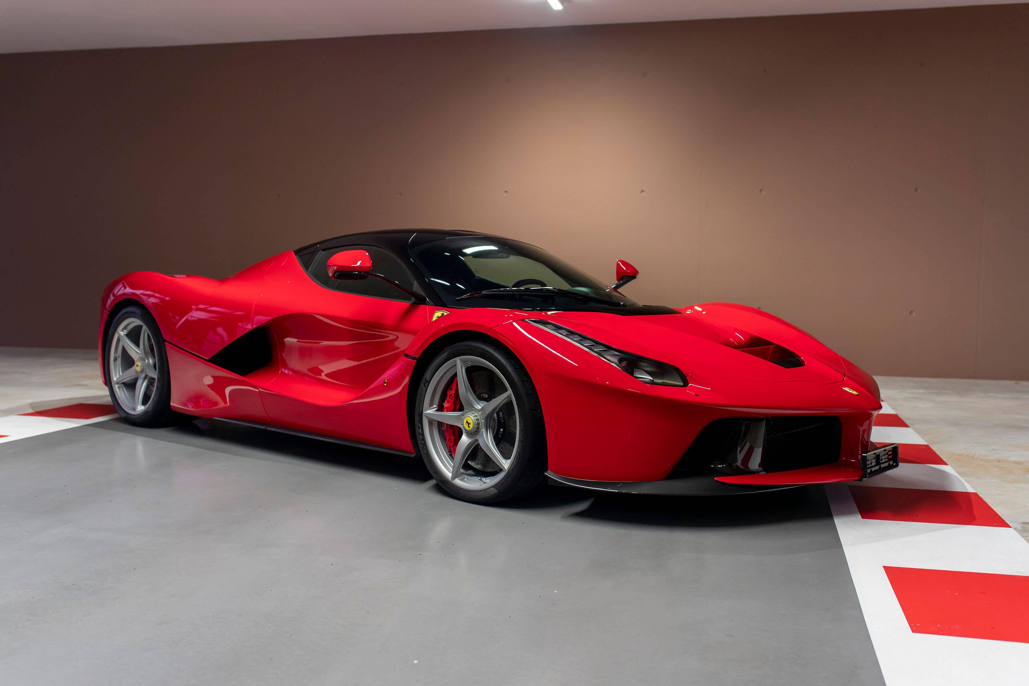 Ferrari LaFerrari. Foto: Reprodução/Tom Hartley Jnr