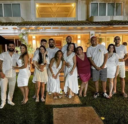 Festa de Neymar. Foto: Reprodução / Instagram
