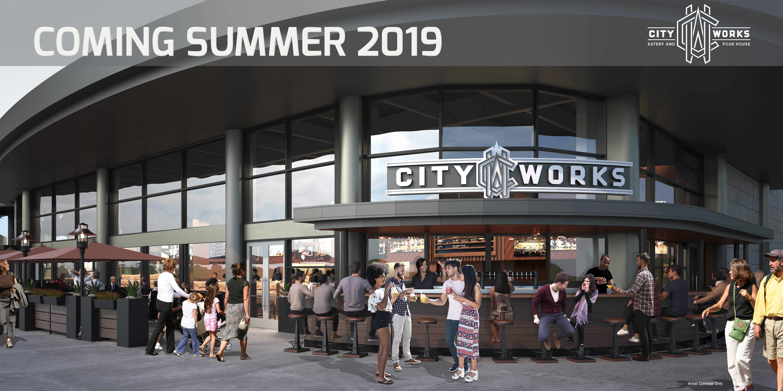 O City Works Eatery & Pour House trará muita comida e bebida para você se divertir na cidade de Orlando. Foto: Divulgação