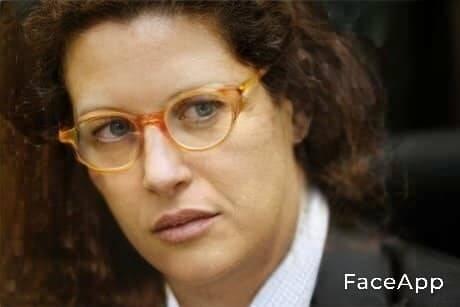 Rica Salete, a devoradora das matas. Foto: Reprodução/Facebook