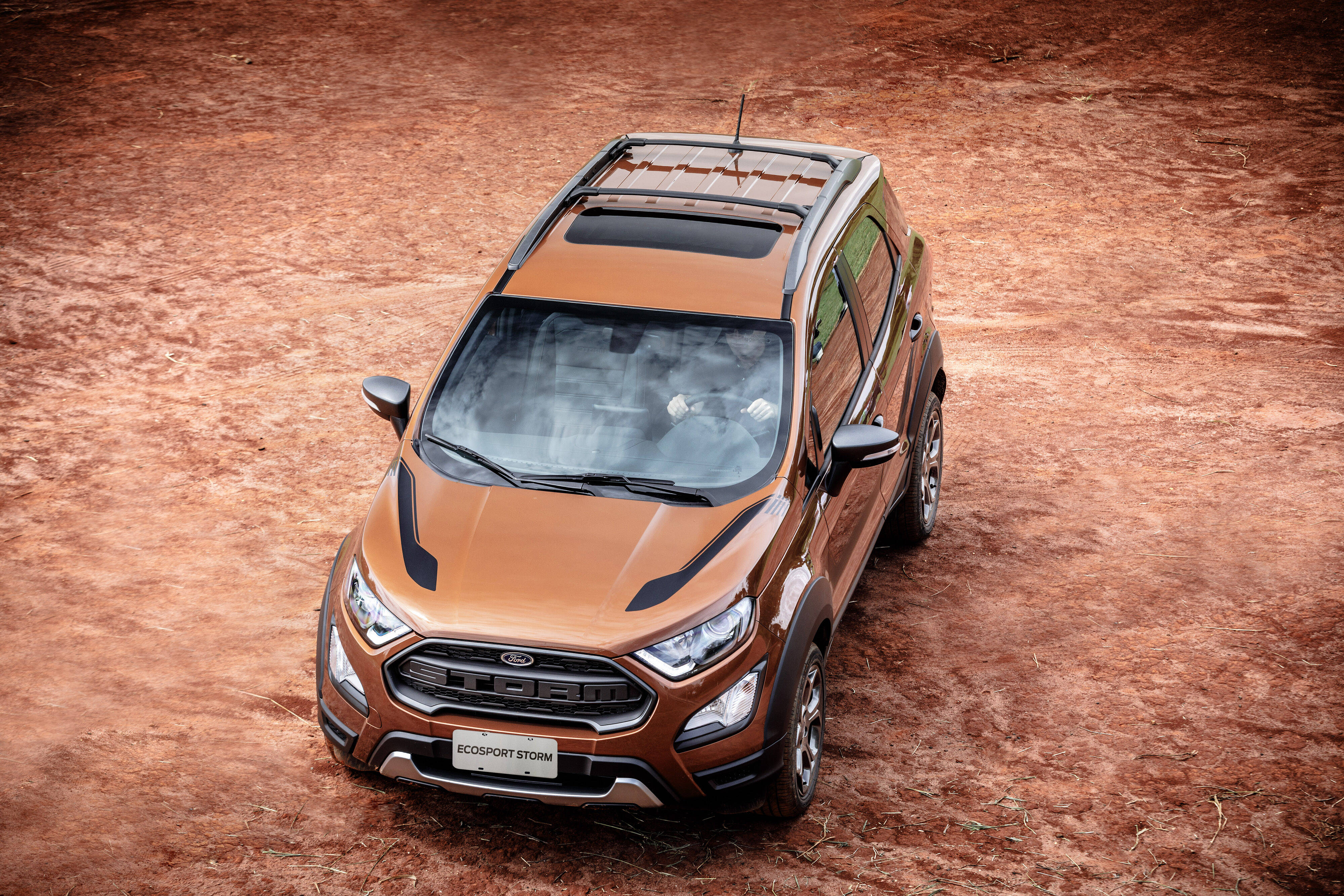 Ford EcoSport Storm. Foto: Divulgação