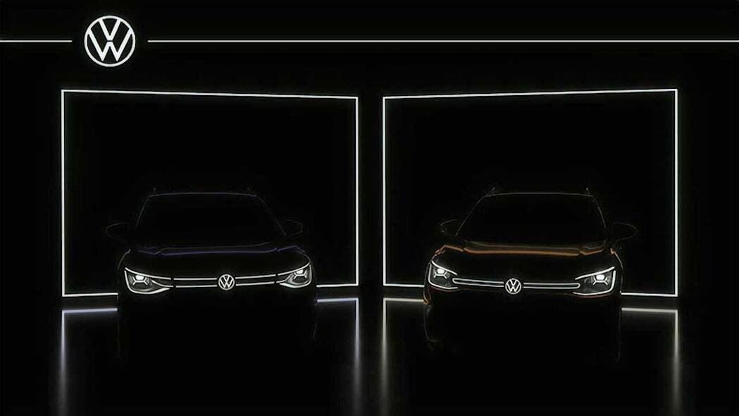 Volkswagen ID.6. Foto: Reprodução/Weibo