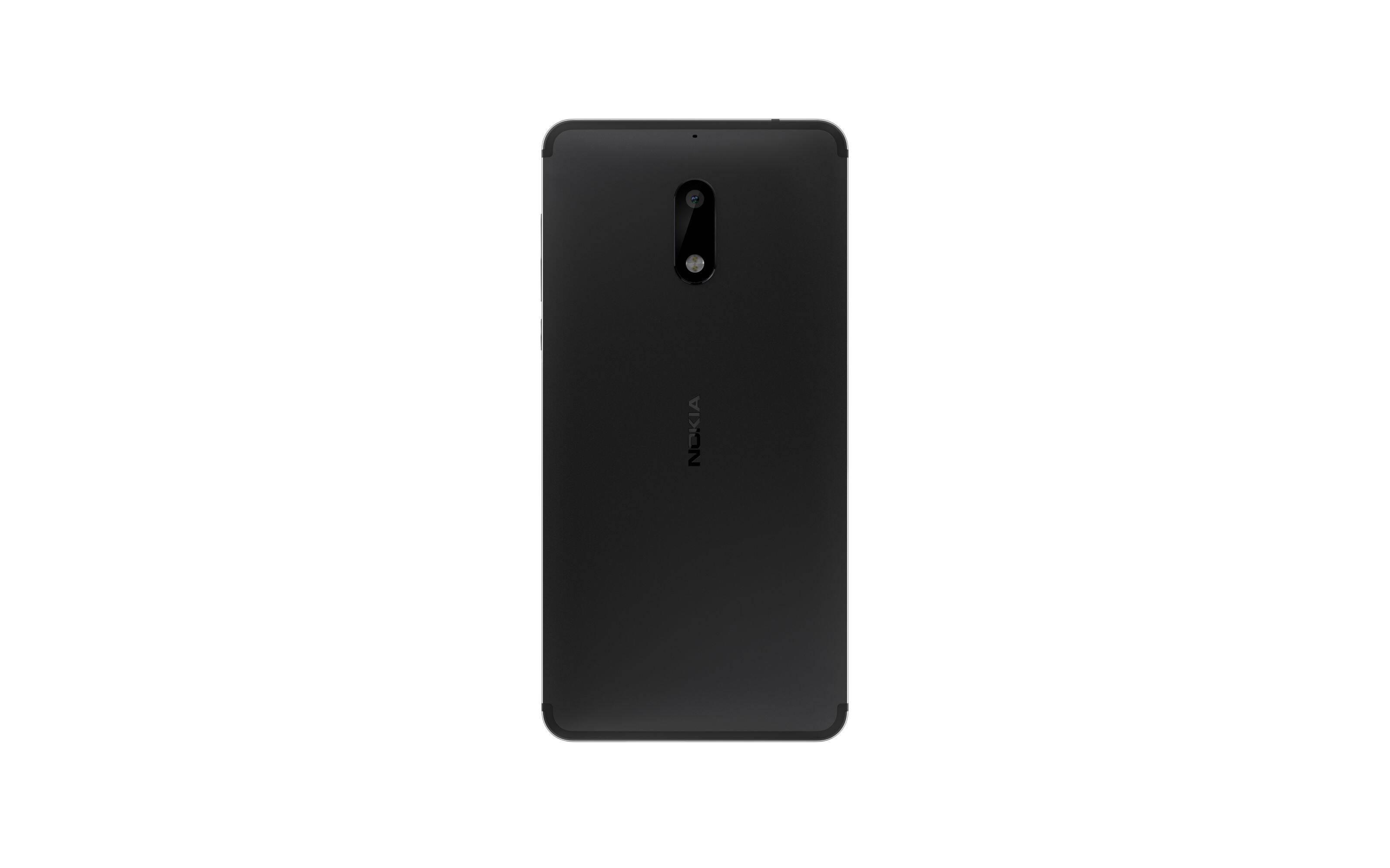 Nokia 6 tem bateria de 3.000 mAh. Foto: Divulgação