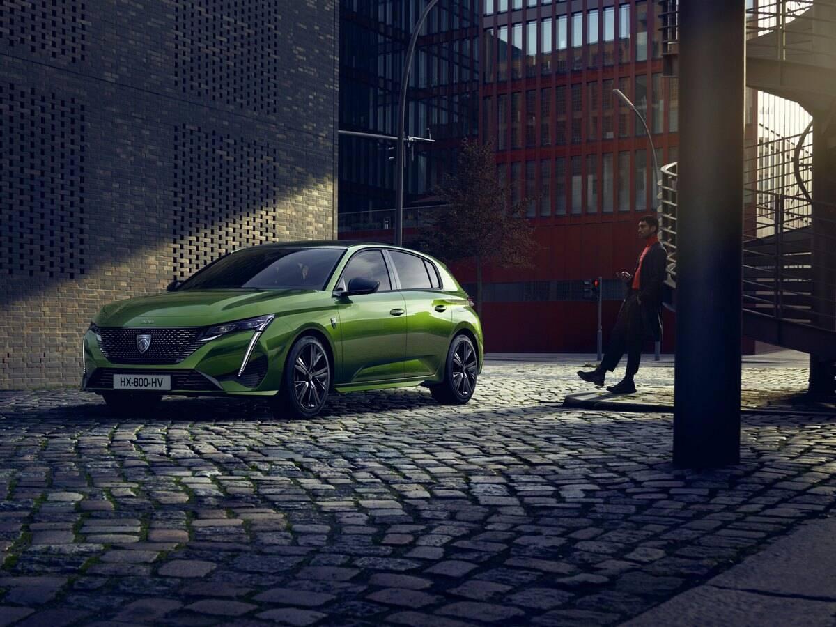 Novo Peugeot 308. Foto: Divulgação
