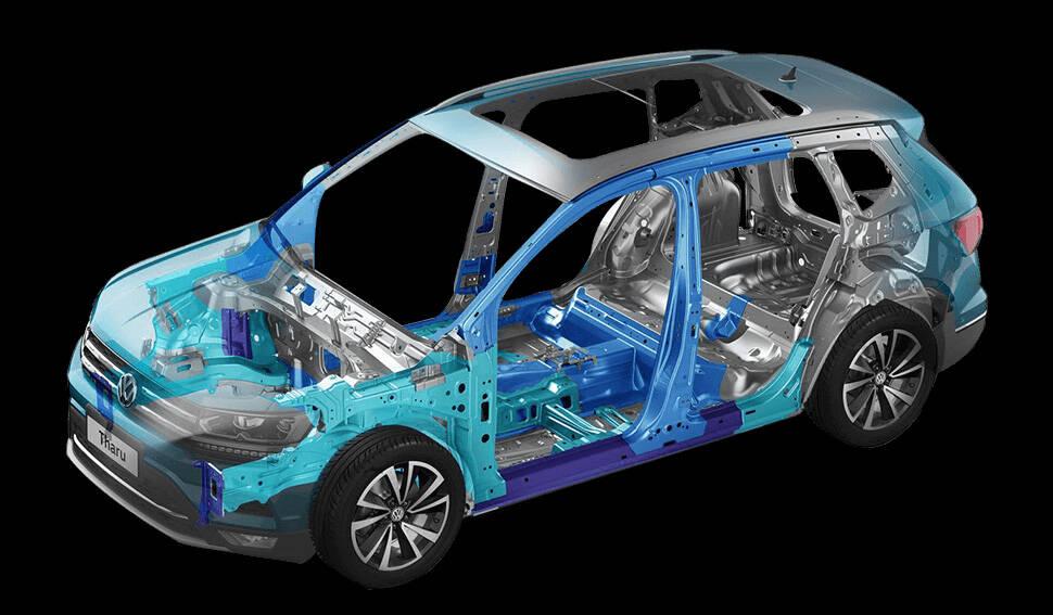 VW Tarek. Foto: Divulgação