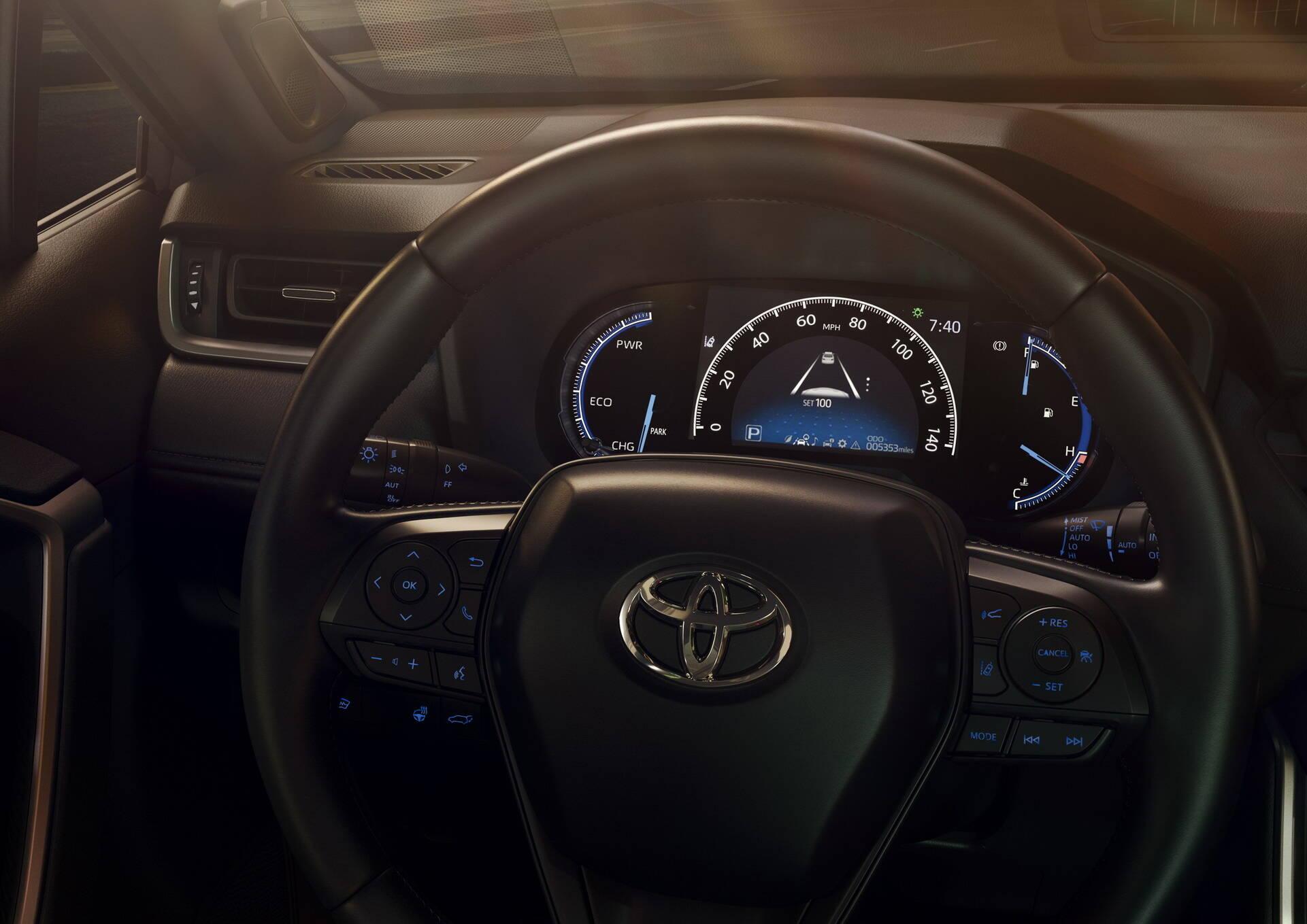 Novo Toyota RAV4. Foto: Divulgação