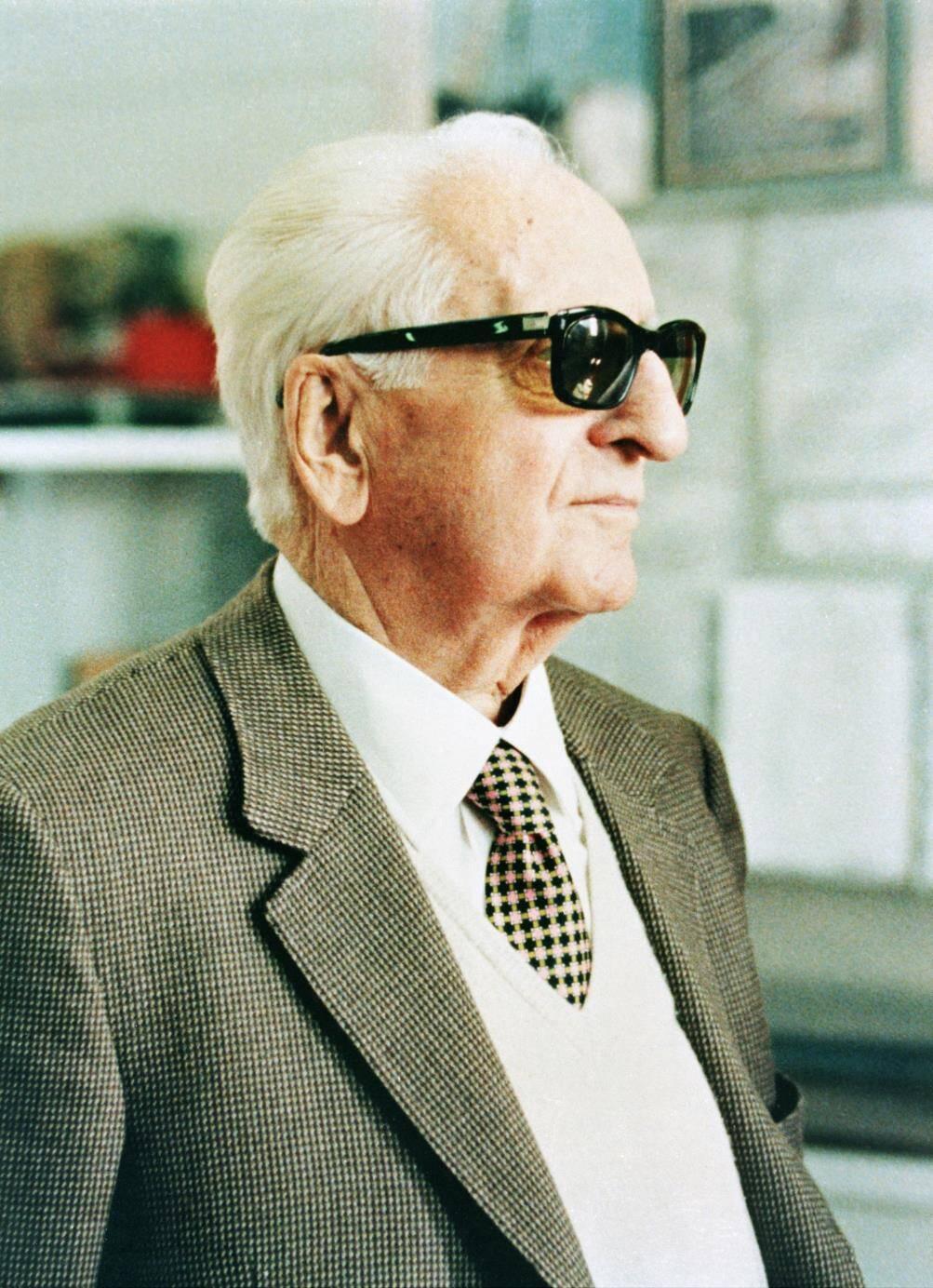 Enzo Ferrari . Foto: Divulgação