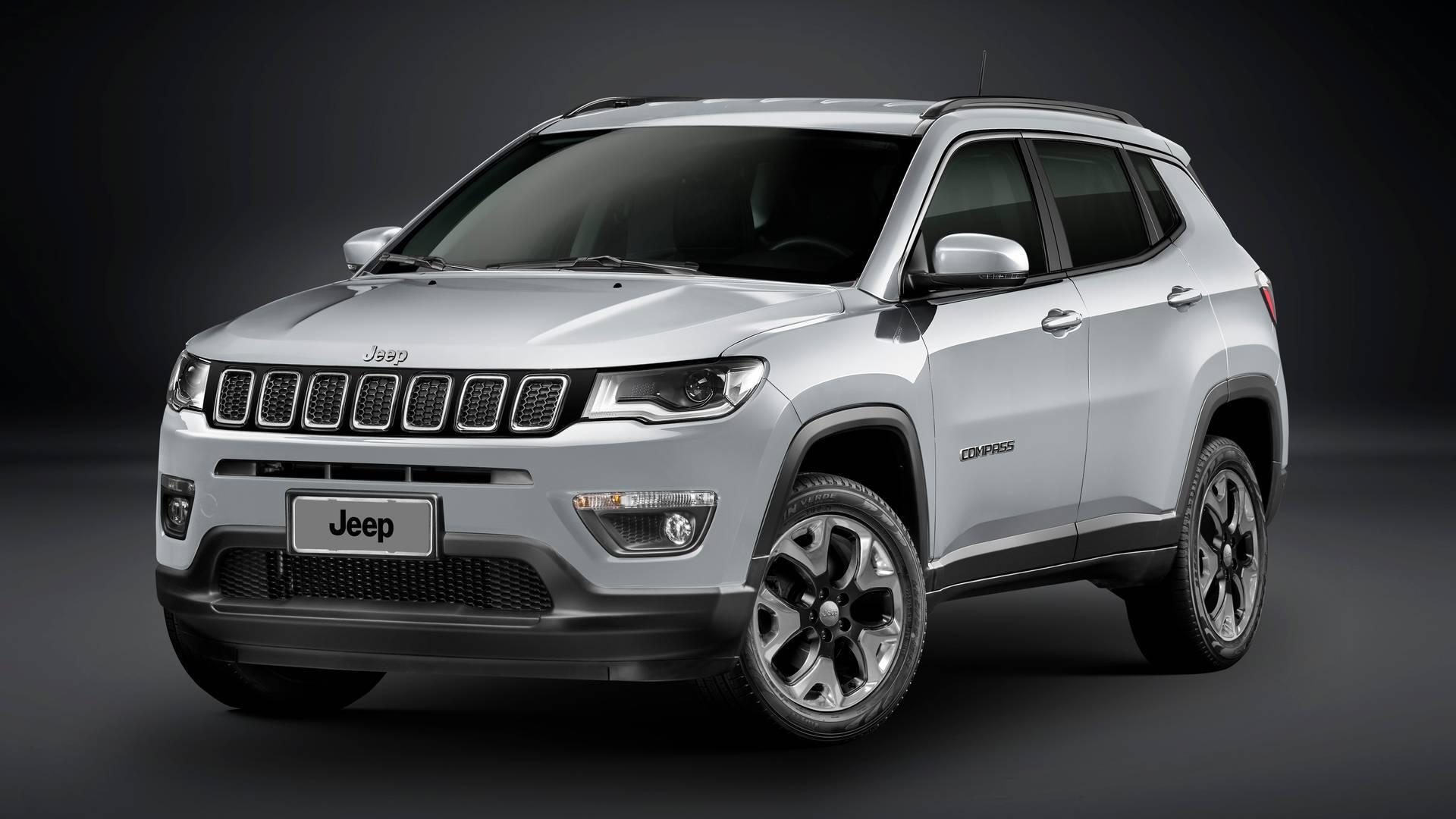 Jeep Compass 2019. Foto: Divulgação