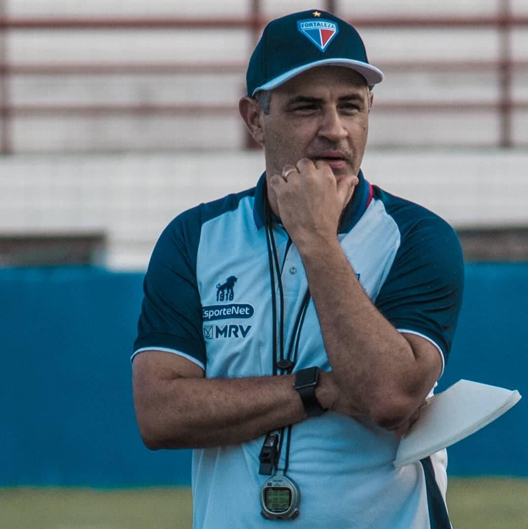 Marcelo Chamusca. Foto: Reprodução / Instagram