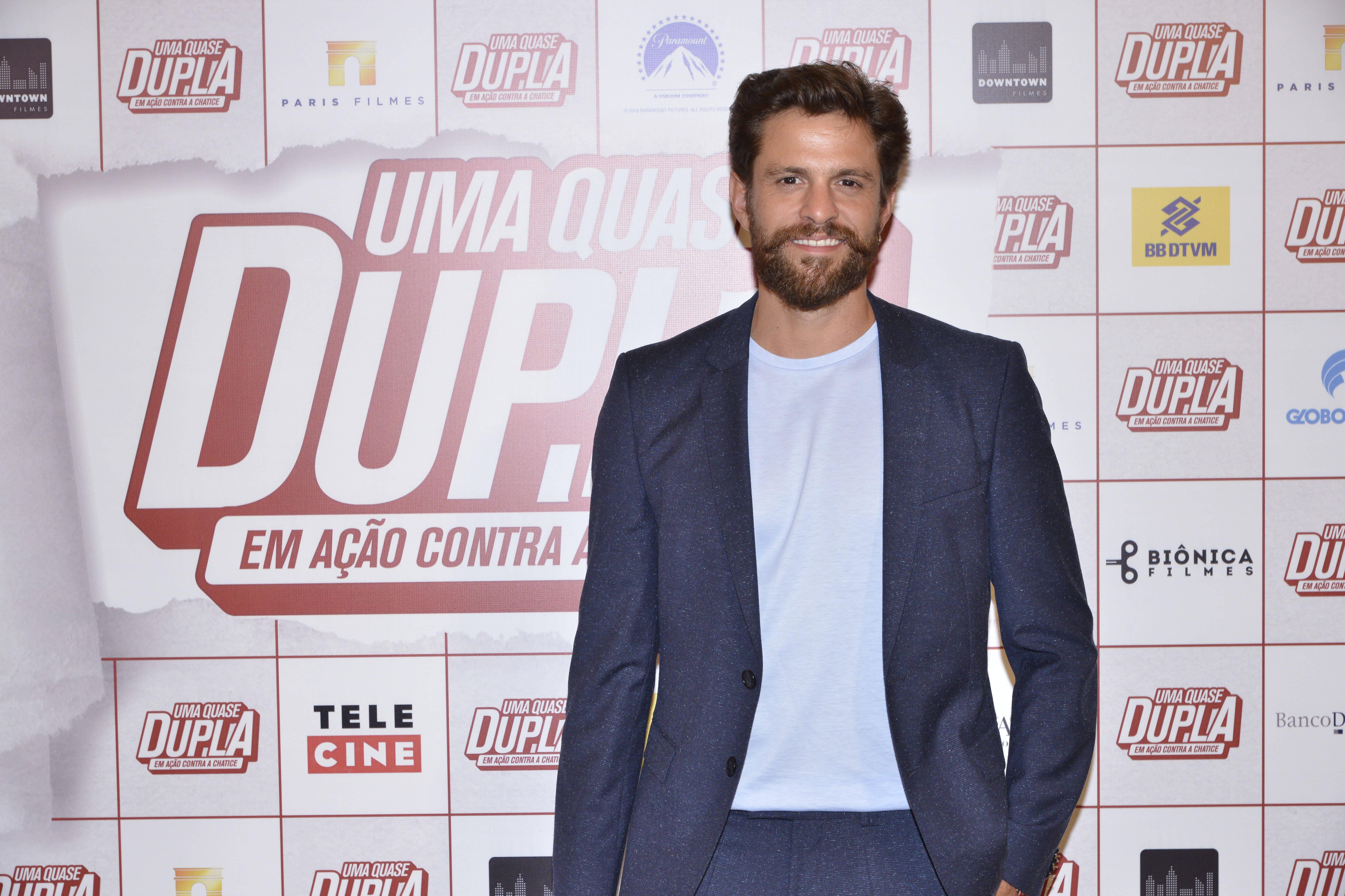 """Fotos da pré-estreia do filme """"Uma Quase Dupla"""". Foto: Divulgação INDEX"""