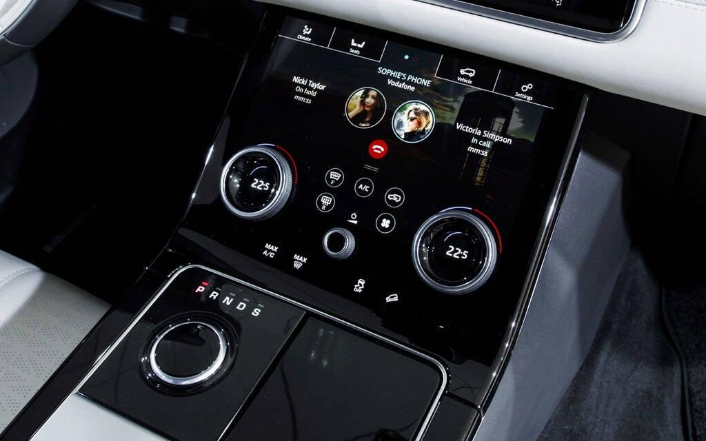 Range Rover Velar. Foto: Divulgação/Jaguar Land Rover