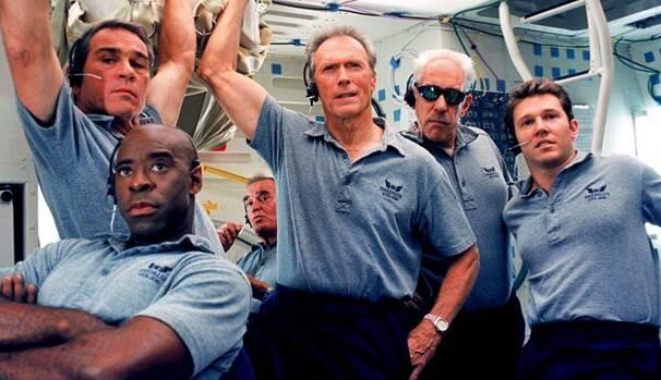Cowboys Do Espaço (2000). Foto: Reprodução