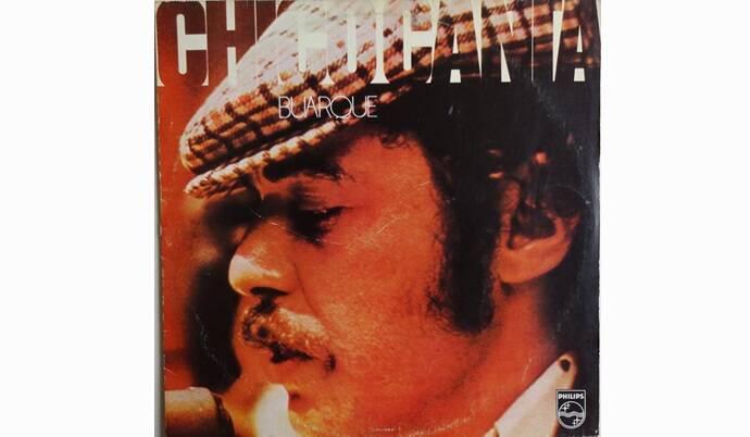 """Capa de """"Chico Canta"""", lançado em 1973.. Foto: Reprodução/ Divulgação"""