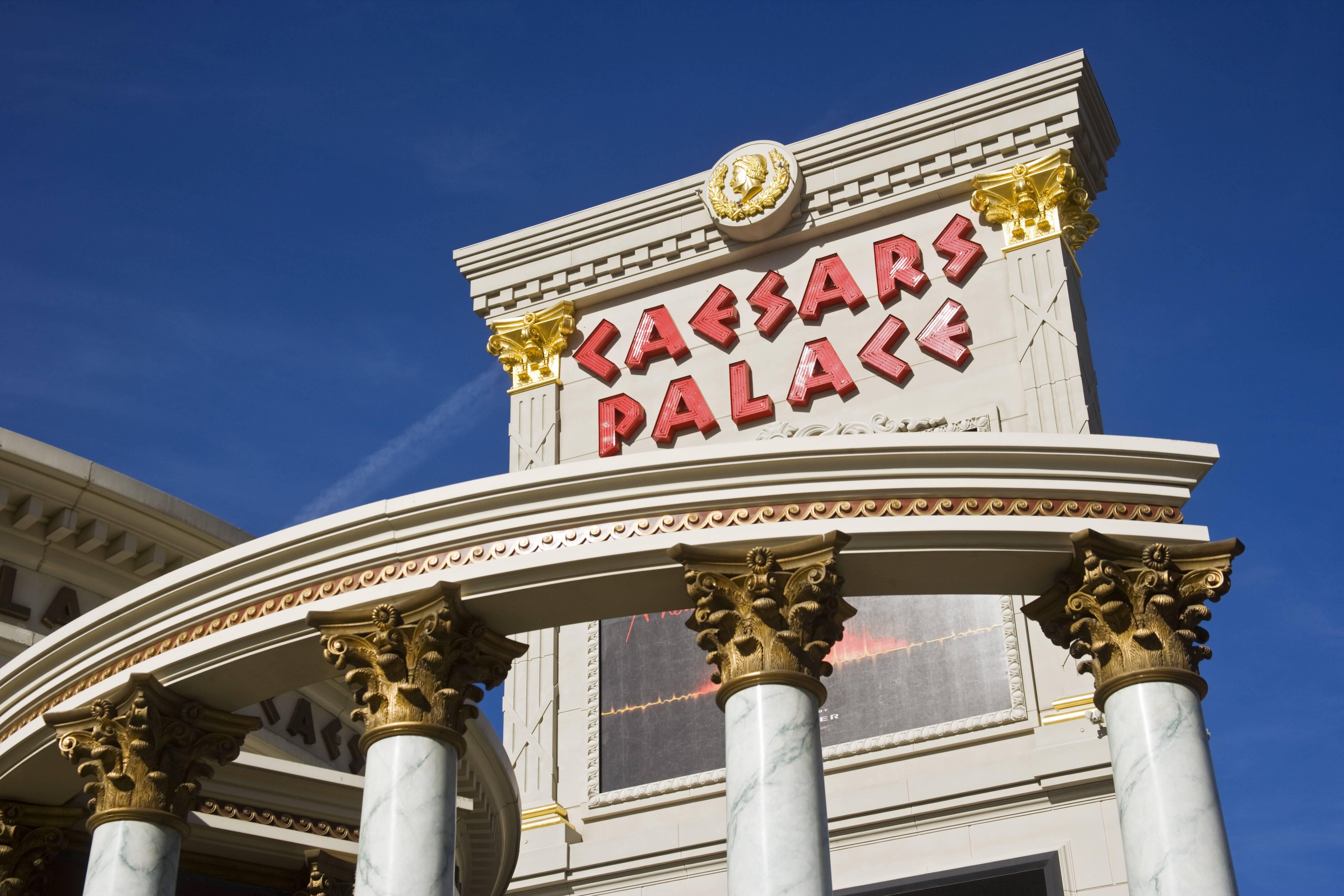 O Caesars Palace tem quase 50 anos de existência. Foto: Getty Images