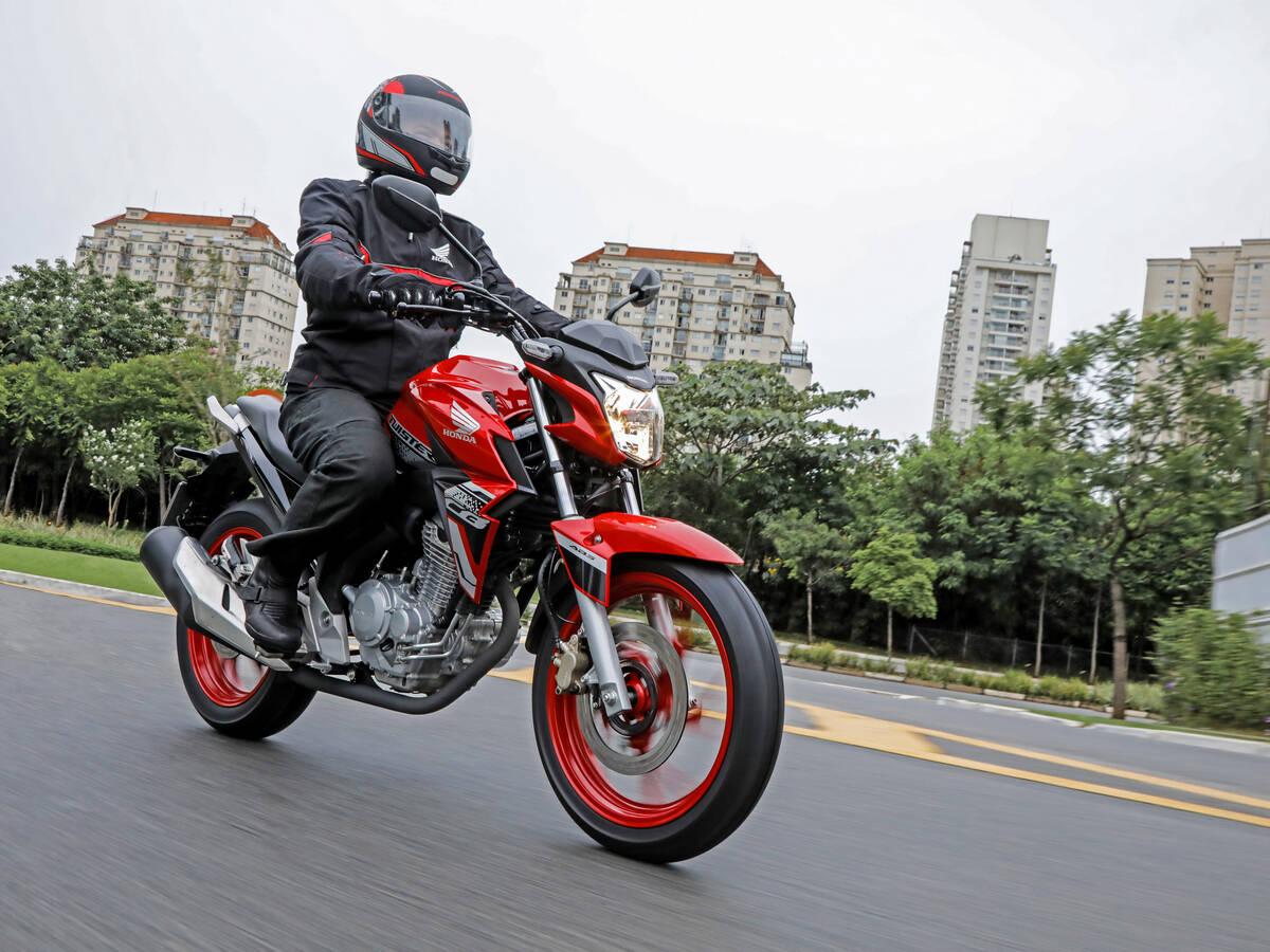 Honda CB 250F Twister 2021. Foto: Divulgação